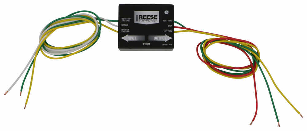 Tow Ready Wiring - 118158