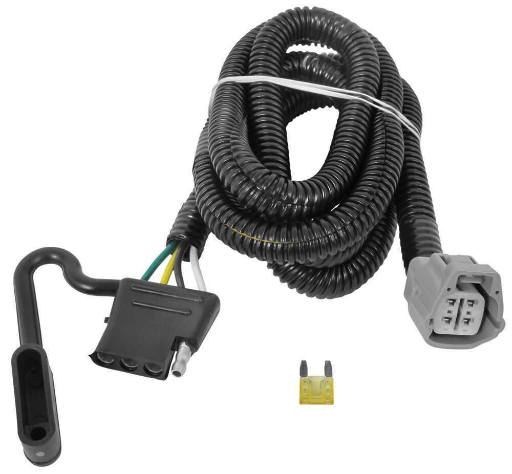 Tekonsha No Converter Custom Fit Vehicle Wiring - 118245