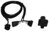 118272 - 7 Blade Tekonsha Custom Fit Vehicle Wiring