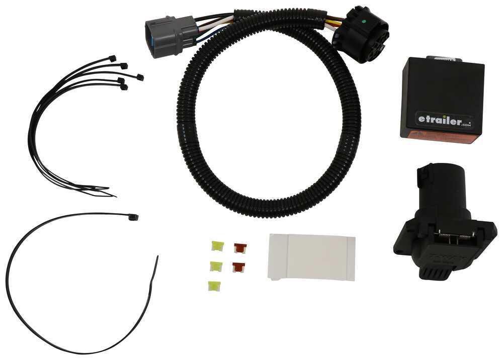 Tekonsha Custom Fit Custom Fit Vehicle Wiring - 118288