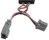 Custom Fit Vehicle Wiring 118302 - 4 Flat - Tekonsha