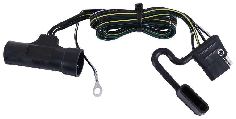 118311 - Custom Fit Tekonsha Trailer Hitch Wiring