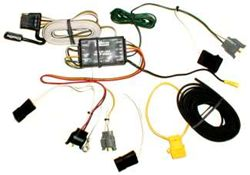 Wiring Harness Connection Location On A 1999 Ford Explorer Limited With Tow Package Etrailer Com