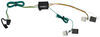 T-One Vehicle Wiring Harness with 4-Pole Flat Trailer Connector 4 Flat 118353