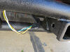 T-One Vehicle Wiring Harness with 4-Pole Flat Trailer Connector Custom Fit 118356 on 1997 Jeep Wrangler