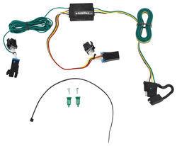 Trailer Wiring Harness Installation 2002 Chevrolet Express Van Video Etrailer Com