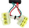 Tekonsha Custom Fit Custom Fit Vehicle Wiring - 118379