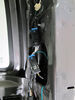 T-One Vehicle Wiring Harness with 4-Pole Flat Trailer Connector Custom Fit 118392 on 2007 Chevrolet Express Van