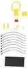 Custom Fit Vehicle Wiring 118405 - Custom Fit - Tekonsha