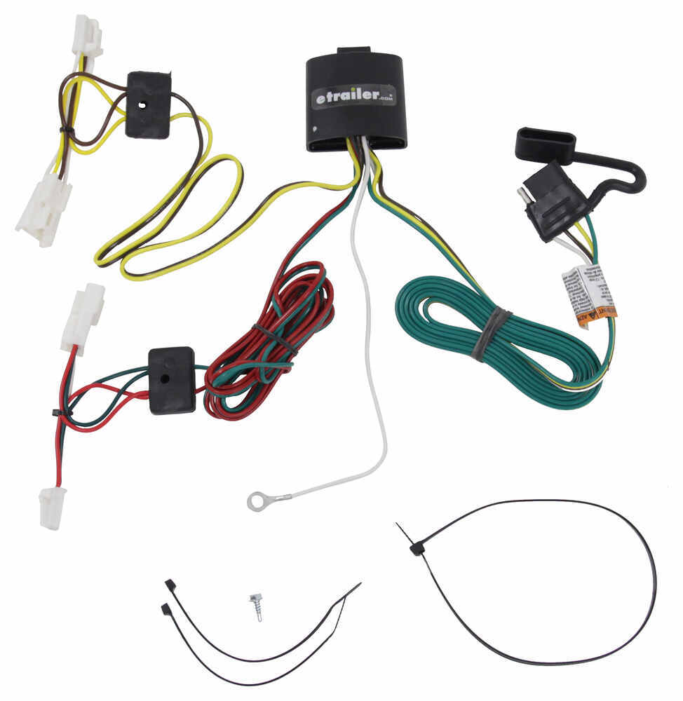 118415 - Custom Fit Tekonsha Custom Fit Vehicle Wiring