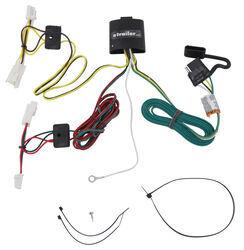 Trailer Wiring Harness Installation - 2008 Hyundai Santa Fe Video |  etrailer.cometrailer.com