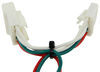 Tekonsha Custom Fit Vehicle Wiring - 118415