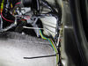 Custom Fit Vehicle Wiring 118438 - 4 Flat - Tekonsha on 2008 Honda Odyssey