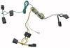 Custom Fit Vehicle Wiring 118450 - No Converter - Tekonsha