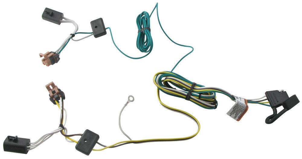 Tekonsha Custom Fit Vehicle Wiring - 118451