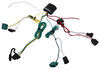 T-One Vehicle Wiring Harness with 4-Pole Flat Trailer Connector 4 Flat 118474