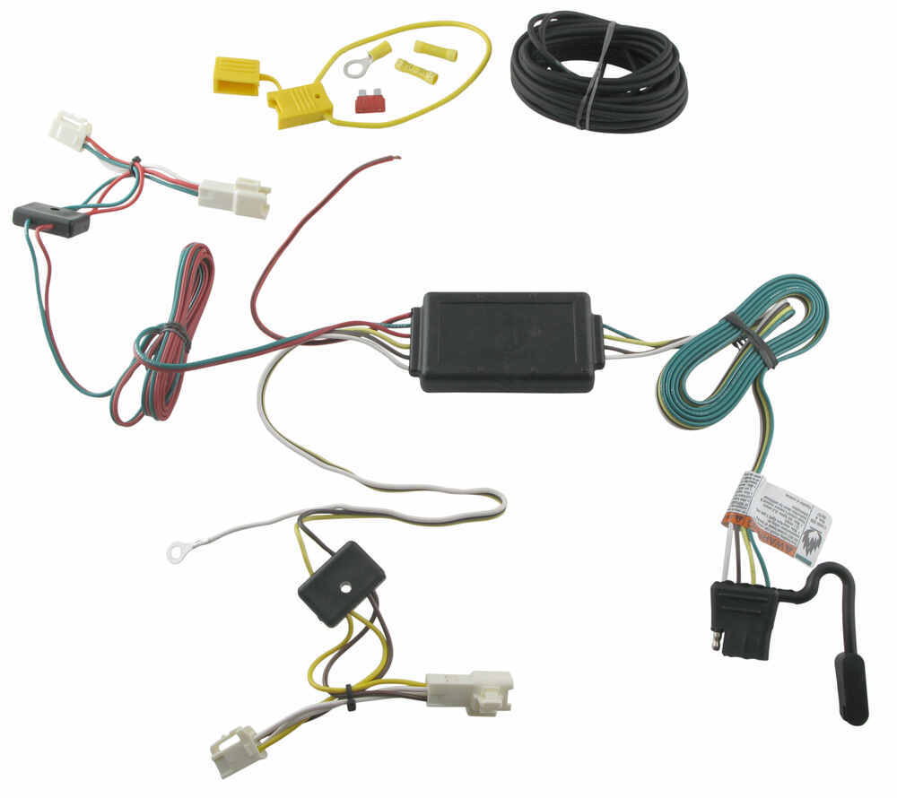 Tekonsha Custom Fit Custom Fit Vehicle Wiring - 118482