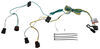 Custom Fit Vehicle Wiring 118490 - 4 Flat - Tekonsha