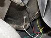 Custom Fit Vehicle Wiring 118494 - 4 Flat - Tekonsha on 2013 Chevrolet Equinox