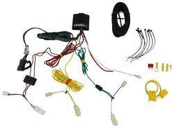 trailer wiring harness installation - 2012 toyota sienna video    etrailer.com  etrailer.com