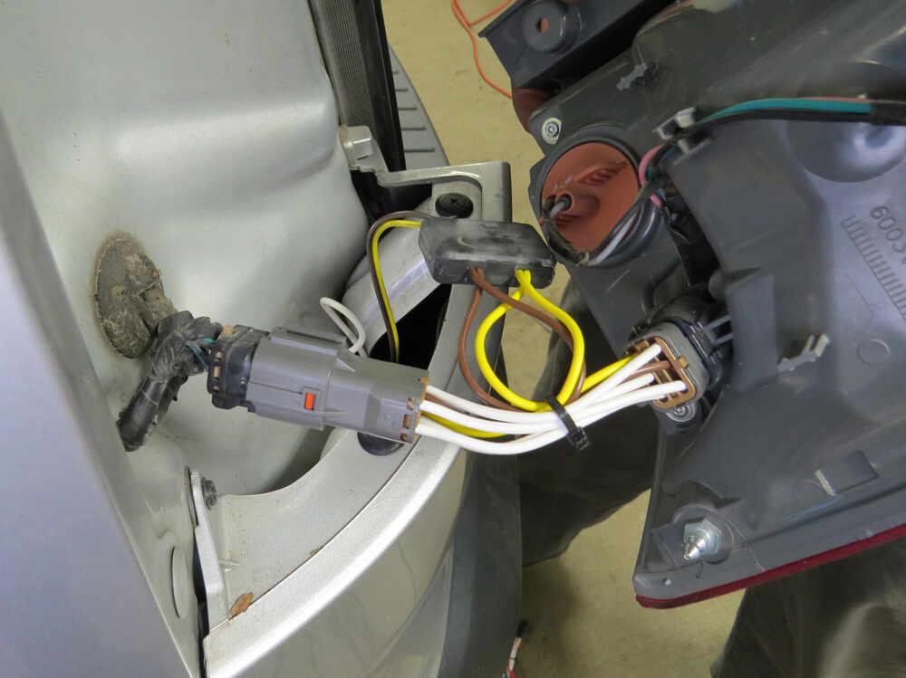 2011 Kia Sorento Custom Fit Vehicle Wiring