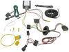 Custom Fit Vehicle Wiring 118526 - 4 Flat - Tekonsha