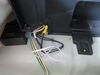 T-One Vehicle Wiring Harness with 4-Pole Flat Trailer Connector Powered Converter 118526 on 2013 Kia Sportage