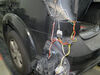 T-One Vehicle Wiring Harness with 4-Pole Flat Trailer Connector Powered Converter 118536 on 2012 Dodge Journey