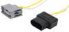 118536 - Powered Converter Tekonsha Custom Fit Vehicle Wiring