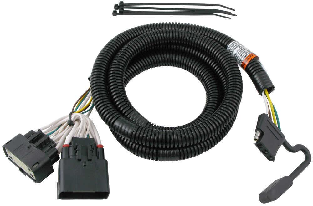 118540 - Custom Fit Tekonsha Custom Fit Vehicle Wiring
