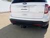 Custom Fit Vehicle Wiring 118540 - No Converter - Tekonsha on 2013 Ford Explorer