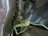 Custom Fit Vehicle Wiring 118551 - Custom Fit - Tekonsha on 2012 Ford Escape
