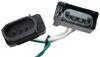 Tekonsha 4 Flat Custom Fit Vehicle Wiring - 118551