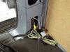 Tekonsha 4 Flat Custom Fit Vehicle Wiring - 118553 on 2014 Nissan NV 1500