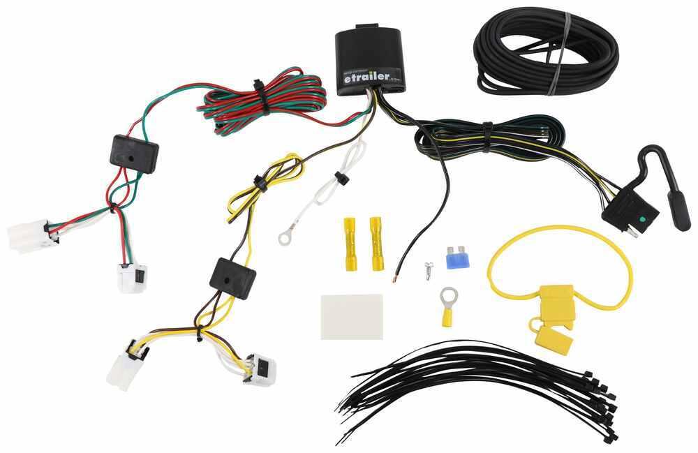 Custom Fit Vehicle Wiring 118553 - Powered Converter - Tekonsha