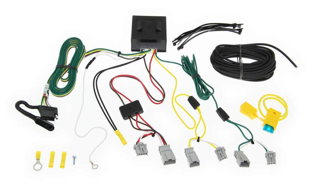 Tekonsha Custom Fit Vehicle Wiring - 118563