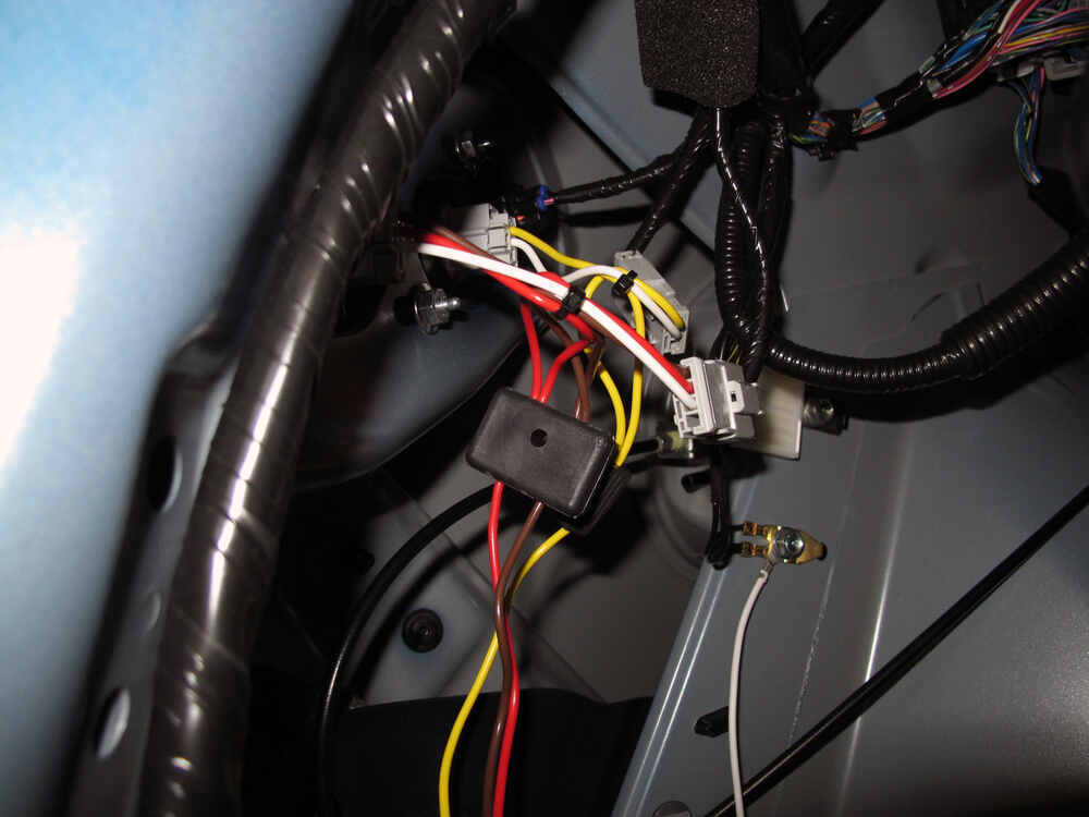 2013 Mazda CX-5 T-One Vehicle Wiring Harness with 4-Pole ...