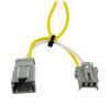 Custom Fit Vehicle Wiring 118563 - Custom Fit - Tekonsha