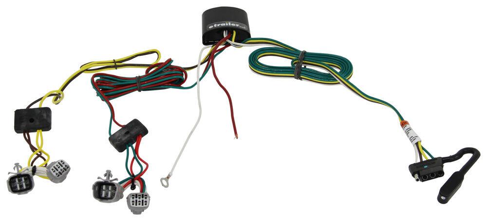 Tekonsha Custom Fit Custom Fit Vehicle Wiring - 118573
