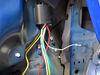 Tekonsha Trailer Hitch Wiring - 118574 on 2013 Ford Fusion