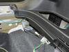 Tekonsha 4 Flat Custom Fit Vehicle Wiring - 118605 on 2014 Jeep Cherokee