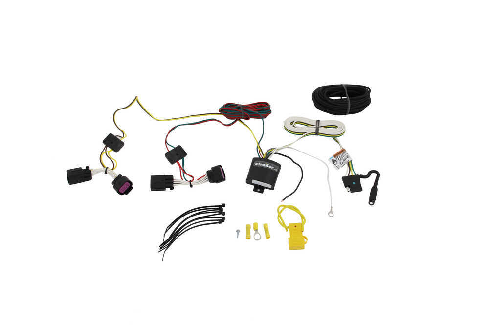 118618 - Custom Fit Tekonsha Trailer Hitch Wiring