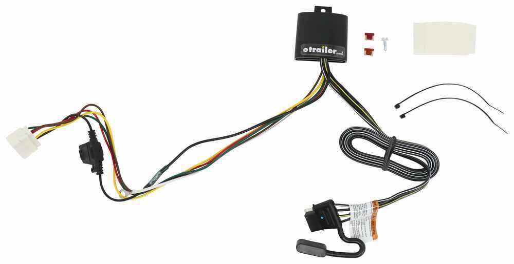 118628 - Custom Fit Tekonsha Custom Fit Vehicle Wiring