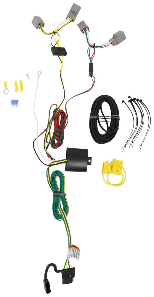 118647 - Powered Converter Tekonsha Trailer Hitch Wiring
