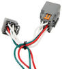 118647 - Custom Fit Tekonsha Custom Fit Vehicle Wiring