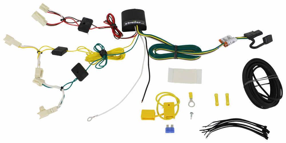 118648 - 4 Flat Tekonsha Custom Fit Vehicle Wiring