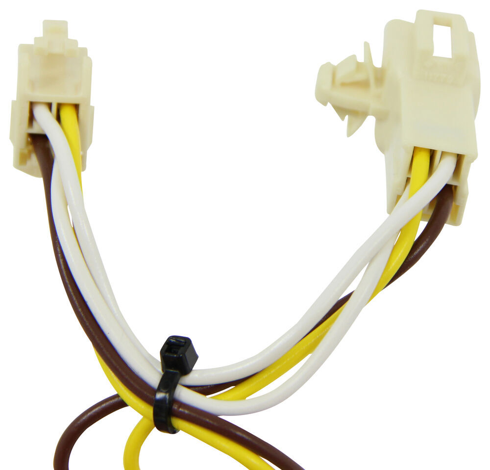 Tekonsha 118798 T-One Connector Assembly with Upgraded Circuit Protected ModuLite HD Module