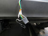 Tekonsha Trailer Hitch Wiring - 118675 on 2016 Volkswagen Tiguan