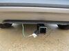 Custom Fit Vehicle Wiring 118682 - 4 Flat - Tekonsha on 2016 Lincoln MKX