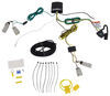 T-One Vehicle Wiring Harness with 4-Pole Flat Trailer Connector Powered Converter 118682